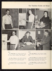 Page 10, 1955 Edition, Smithfield High School - Shield Yearbook (Smithfield, NC) online yearbook collection