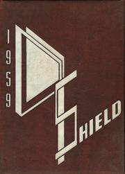 1959 Edition, Smithfield High School - Shield Yearbook (Smithfield, NC)