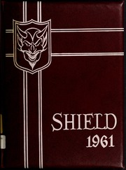 1961 Edition, Smithfield High School - Shield Yearbook (Smithfield, NC)