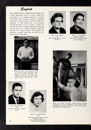 Page 10, 1963 Edition, Smithfield High School - Shield Yearbook (Smithfield, NC) online yearbook collection