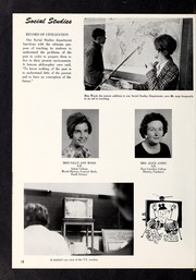 Page 14, 1963 Edition, Smithfield High School - Shield Yearbook (Smithfield, NC) online yearbook collection