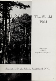 Page 5, 1964 Edition, Smithfield High School - Shield Yearbook (Smithfield, NC) online yearbook collection