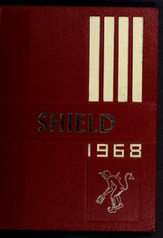 1968 Edition, Smithfield High School - Shield Yearbook (Smithfield, NC)