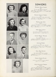 Page 12, 1950 Edition, Elm City High School - Bear Trap Yearbook (Elm City, NC) online yearbook collection