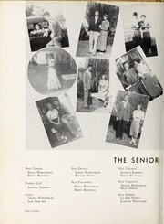Page 16, 1950 Edition, Elm City High School - Bear Trap Yearbook (Elm City, NC) online yearbook collection