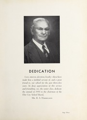 Page 7, 1950 Edition, Elm City High School - Bear Trap Yearbook (Elm City, NC) online yearbook collection