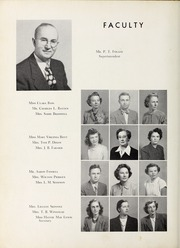 Page 8, 1950 Edition, Elm City High School - Bear Trap Yearbook (Elm City, NC) online yearbook collection