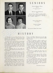 Page 13, 1951 Edition, Elm City High School - Bear Trap Yearbook (Elm City, NC) online yearbook collection