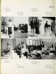 Page 14, 1951 Edition, Elm City High School - Bear Trap Yearbook (Elm City, NC) online yearbook collection
