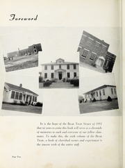 Page 6, 1951 Edition, Elm City High School - Bear Trap Yearbook (Elm City, NC) online yearbook collection