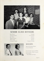 Page 9, 1951 Edition, Elm City High School - Bear Trap Yearbook (Elm City, NC) online yearbook collection