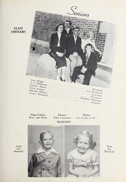 Page 13, 1952 Edition, Elm City High School - Bear Trap Yearbook (Elm City, NC) online yearbook collection