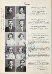 Page 16, 1952 Edition, Elm City High School - Bear Trap Yearbook (Elm City, NC) online yearbook collection