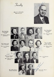 Page 9, 1952 Edition, Elm City High School - Bear Trap Yearbook (Elm City, NC) online yearbook collection