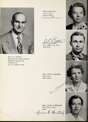 Page 10, 1954 Edition, Elm City High School - Bear Trap Yearbook (Elm City, NC) online yearbook collection