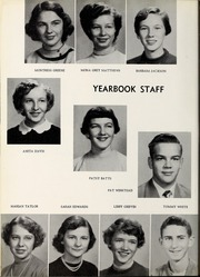 Page 12, 1954 Edition, Elm City High School - Bear Trap Yearbook (Elm City, NC) online yearbook collection