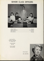 Page 14, 1954 Edition, Elm City High School - Bear Trap Yearbook (Elm City, NC) online yearbook collection