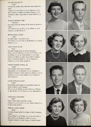 Page 15, 1954 Edition, Elm City High School - Bear Trap Yearbook (Elm City, NC) online yearbook collection