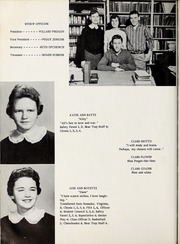 Page 12, 1957 Edition, Elm City High School - Bear Trap Yearbook (Elm City, NC) online yearbook collection