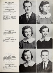 Page 15, 1957 Edition, Elm City High School - Bear Trap Yearbook (Elm City, NC) online yearbook collection