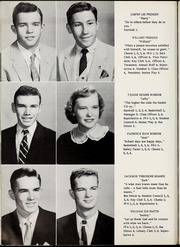 Page 16, 1957 Edition, Elm City High School - Bear Trap Yearbook (Elm City, NC) online yearbook collection