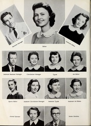 Page 6, 1957 Edition, Elm City High School - Bear Trap Yearbook (Elm City, NC) online yearbook collection