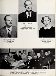Page 9, 1957 Edition, Elm City High School - Bear Trap Yearbook (Elm City, NC) online yearbook collection