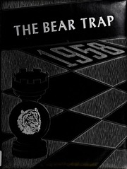 1958 Edition, Elm City High School - Bear Trap Yearbook (Elm City, NC)