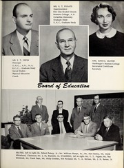 Page 11, 1959 Edition, Elm City High School - Bear Trap Yearbook (Elm City, NC) online yearbook collection