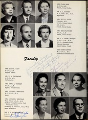 Page 12, 1959 Edition, Elm City High School - Bear Trap Yearbook (Elm City, NC) online yearbook collection