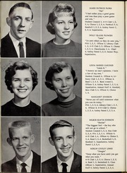 Page 16, 1959 Edition, Elm City High School - Bear Trap Yearbook (Elm City, NC) online yearbook collection