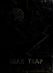 1960 Edition, Elm City High School - Bear Trap Yearbook (Elm City, NC)