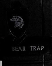 1962 Edition, Elm City High School - Bear Trap Yearbook (Elm City, NC)