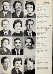 Page 12, 1962 Edition, Elm City High School - Bear Trap Yearbook (Elm City, NC) online yearbook collection