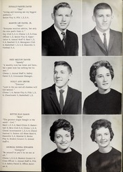 Page 15, 1962 Edition, Elm City High School - Bear Trap Yearbook (Elm City, NC) online yearbook collection