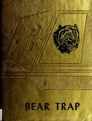 1963 Edition, Elm City High School - Bear Trap Yearbook (Elm City, NC)