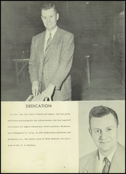 Page 10, 1958 Edition, Hildebran High School - Tower Yearbook (Hildebran, NC) online yearbook collection