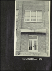 Page 5, 1958 Edition, Hildebran High School - Tower Yearbook (Hildebran, NC) online yearbook collection