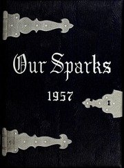 Page 1, 1957 Edition, Parkton High School - Our Sparks Yearbook (Parkton, NC) online yearbook collection