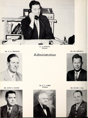 Page 10, 1957 Edition, Parkton High School - Our Sparks Yearbook (Parkton, NC) online yearbook collection