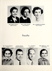 Page 11, 1957 Edition, Parkton High School - Our Sparks Yearbook (Parkton, NC) online yearbook collection
