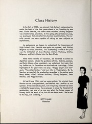 Page 12, 1957 Edition, Parkton High School - Our Sparks Yearbook (Parkton, NC) online yearbook collection