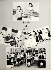 Page 13, 1957 Edition, Parkton High School - Our Sparks Yearbook (Parkton, NC) online yearbook collection