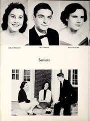 Page 14, 1957 Edition, Parkton High School - Our Sparks Yearbook (Parkton, NC) online yearbook collection