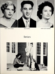 Page 15, 1957 Edition, Parkton High School - Our Sparks Yearbook (Parkton, NC) online yearbook collection