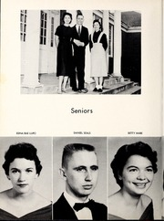 Page 16, 1957 Edition, Parkton High School - Our Sparks Yearbook (Parkton, NC) online yearbook collection