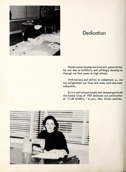 Page 6, 1957 Edition, Parkton High School - Our Sparks Yearbook (Parkton, NC) online yearbook collection