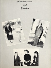 Page 9, 1957 Edition, Parkton High School - Our Sparks Yearbook (Parkton, NC) online yearbook collection