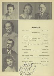 Page 11, 1948 Edition, Troutman High School - Hi Way Yearbook (Troutman, NC) online yearbook collection
