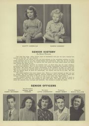 Page 13, 1948 Edition, Troutman High School - Hi Way Yearbook (Troutman, NC) online yearbook collection